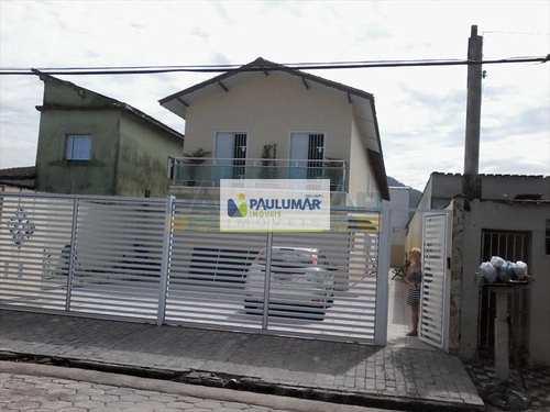 Sobrado, código 3907 em Mongaguá, bairro Vila Atlântica