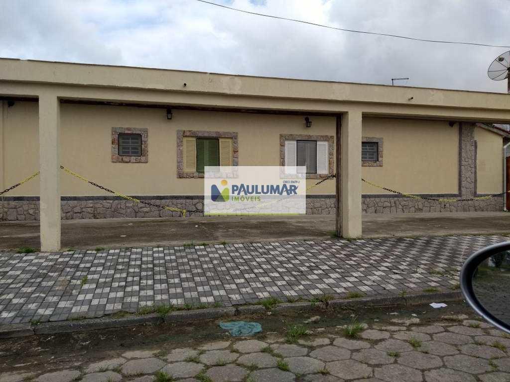 Casa em Mongaguá, bairro Vila Nossa Senhora Fátima