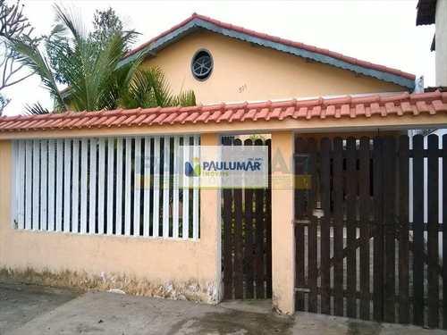 Casa, código 801 em Mongaguá, bairro Agenor de Campos