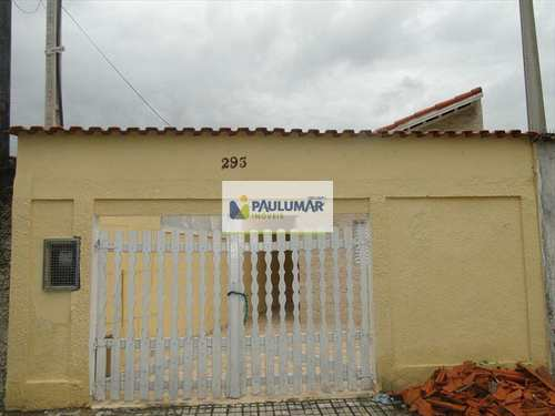 Casa, código 709 em Mongaguá, bairro Jardim Praia Grande