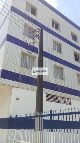 Apartamento, código 827311 em Mongaguá, bairro Centro