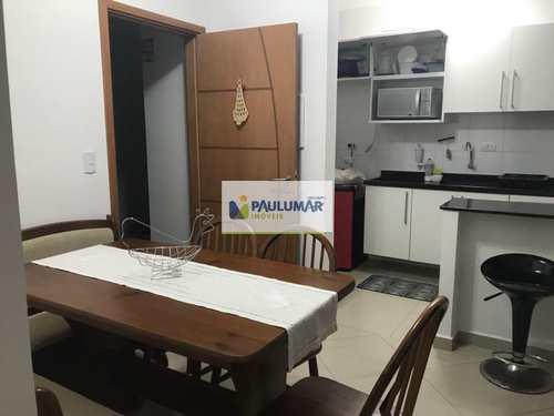 Apartamento, código 827342 em Mongaguá, bairro Centro
