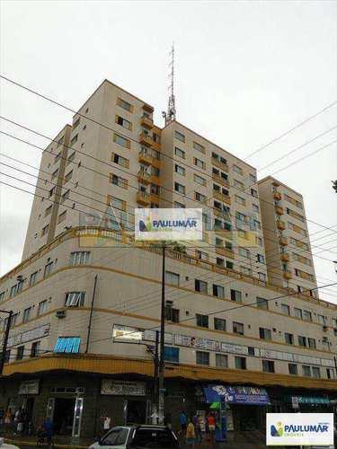 Apartamento, código 827550 em Mongaguá, bairro Centro