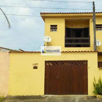 Sobrado em Mongaguá, bairro Flórida Mirim