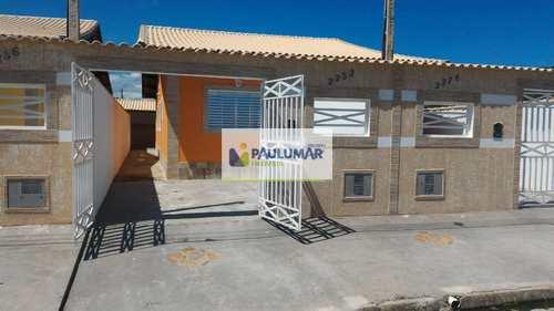 Casa, código 827583 em Mongaguá, bairro Jardim Leonor