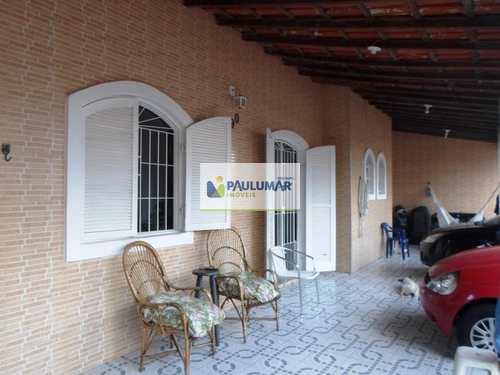 Casa, código 827624 em Praia Grande, bairro Jardim Imperador