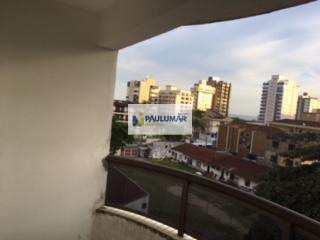 Apartamento, código 827730 em Mongaguá, bairro Centro