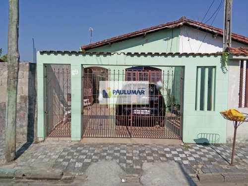 Casa, código 827770 em Mongaguá, bairro Jardim Guanabara
