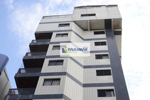 Apartamento, código 827810 em Mongaguá, bairro Centro