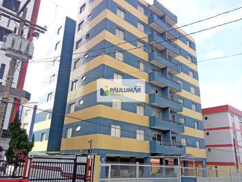 Apartamento, código 827830 em Mongaguá, bairro Centro