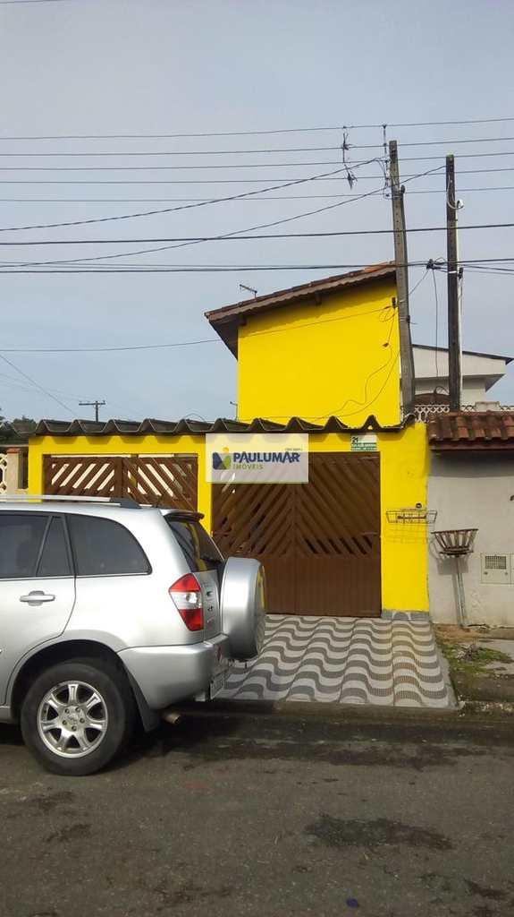 Casa em Praia Grande, bairro Cidade da Criança