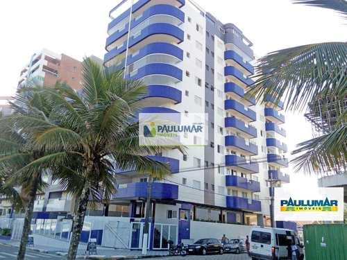 Apartamento, código 827940 em Mongaguá, bairro Centro