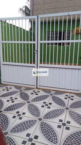 Casa, código 827943 em Mongaguá, bairro Vera Cruz