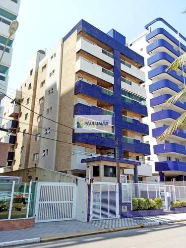 Apartamento, código 827953 em Mongaguá, bairro Centro