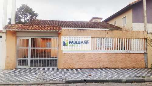 Casa, código 827958 em Mongaguá, bairro Itaóca