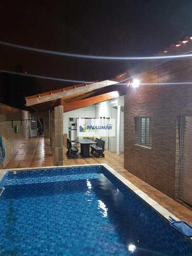 Casa, código 828032 em Mongaguá, bairro Vila Oceanopolis