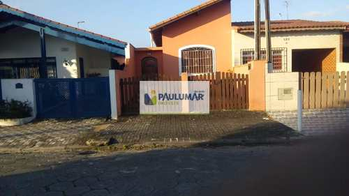 Casa, código 828061 em Mongaguá, bairro Itaóca