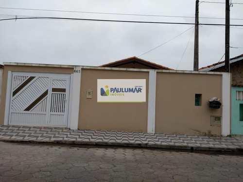 Casa, código 828074 em Mongaguá, bairro Vila Oceanopolis
