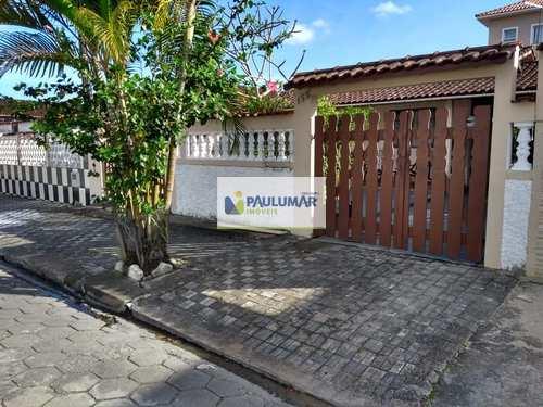 Casa, código 828133 em Mongaguá, bairro Vera Cruz