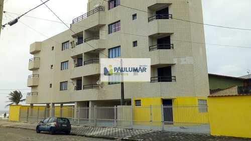 Apartamento, código 828150 em Mongaguá, bairro Agenor de Campos