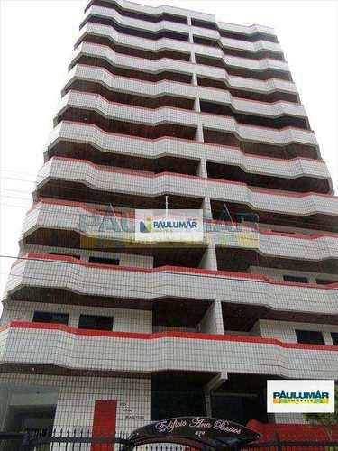 Apartamento, código 828151 em Mongaguá, bairro Centro