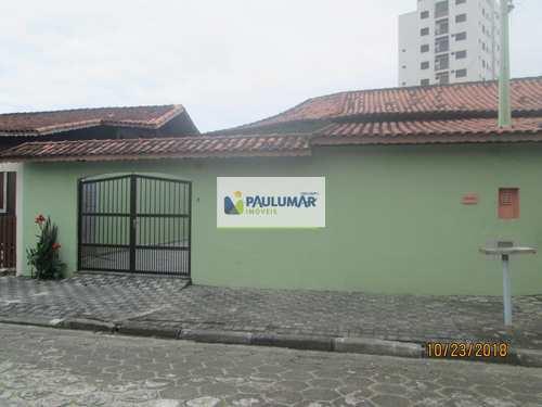 Casa, código 828153 em Mongaguá, bairro Balneário Santa Eugênia