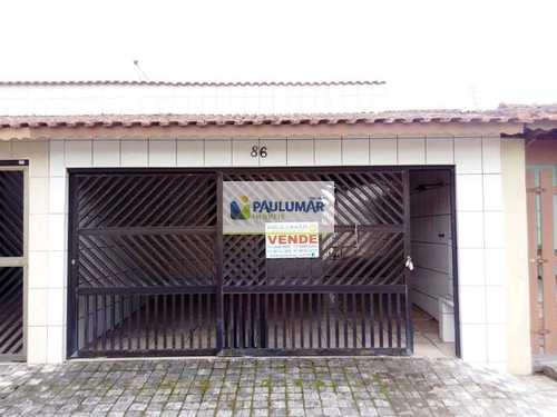 Casa, código 828159 em Mongaguá, bairro Itaóca