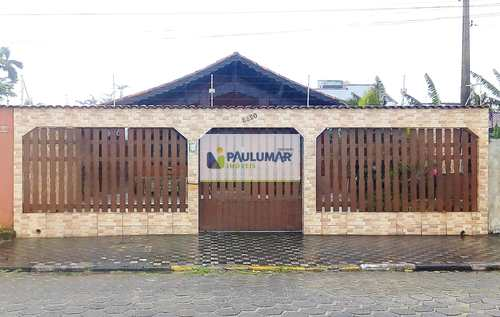 Casa, código 828168 em Mongaguá, bairro Jussara