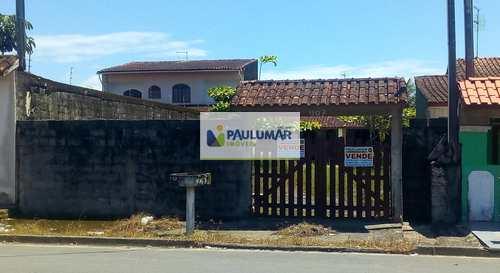 Casa, código 828208 em Mongaguá, bairro Itaguai
