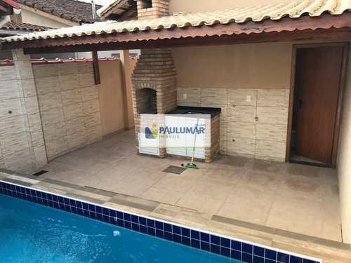 Casa, código 828242 em Praia Grande, bairro Caiçara