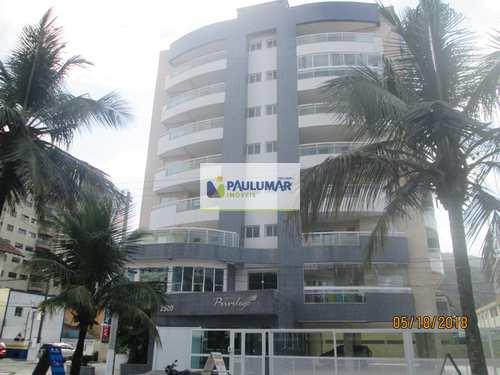 Apartamento, código 828249 em Mongaguá, bairro Vila São Paulo