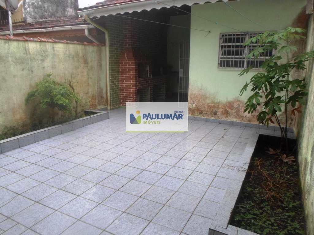 Casa em Praia Grande, no bairro Vila Mar