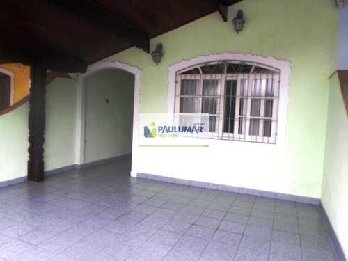 Casa, código 828254 em Praia Grande, bairro Vila Mar