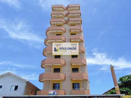 Apartamento, código 828259 em Mongaguá, bairro Balneário Plataforma