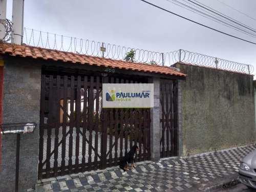 Casa, código 828298 em Mongaguá, bairro Vila Oceanopolis