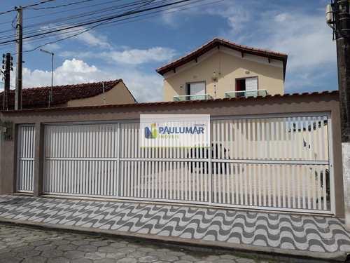 Sobrado, código 828300 em Mongaguá, bairro Jardim Praia Grande