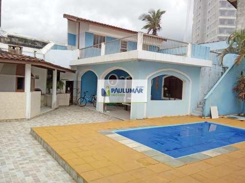 Casa, código 828308 em Mongaguá, bairro Vila Anhanguera