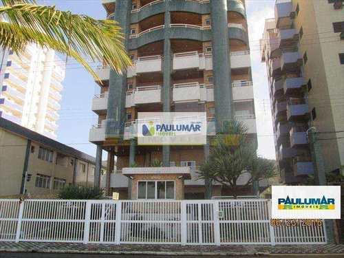 Apartamento, código 828324 em Mongaguá, bairro Centro