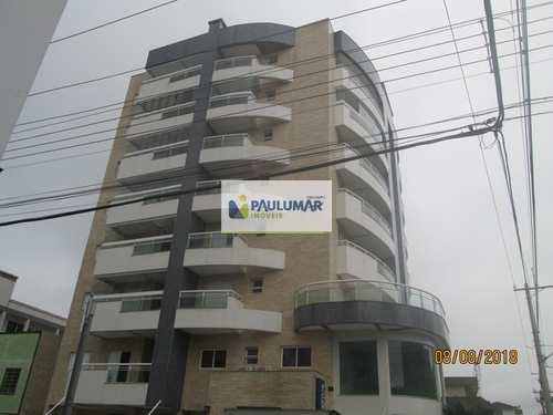 Apartamento, código 828350 em Mongaguá, bairro Centro