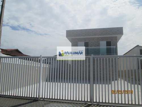 Casa de Condomínio, código 828374 em Mongaguá, bairro Vila Atlântica