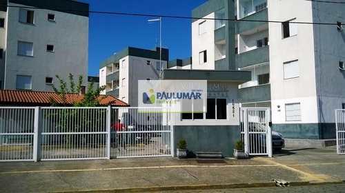 Apartamento, código 828384 em Mongaguá, bairro Flórida Mirim