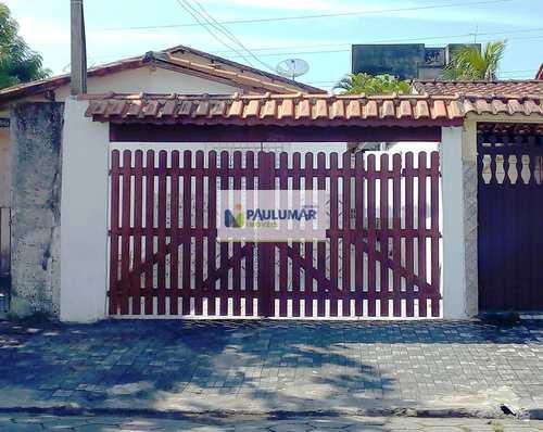 Casa, código 828385 em Mongaguá, bairro Agenor de Campos