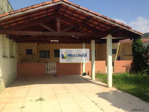 Casa, código 828398 em Mongaguá, bairro Vera Cruz