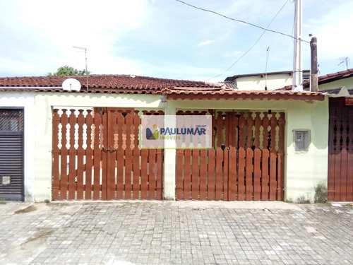 Casa, código 828414 em Mongaguá, bairro Vila Atlântica