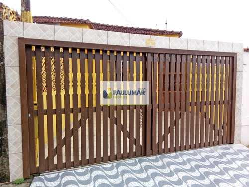 Casa, código 828416 em Mongaguá, bairro Vila Atlântica