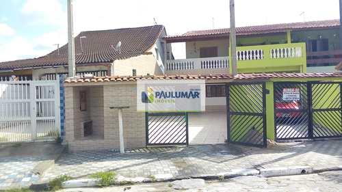 Sobrado, código 828430 em Mongaguá, bairro Agenor de Campos