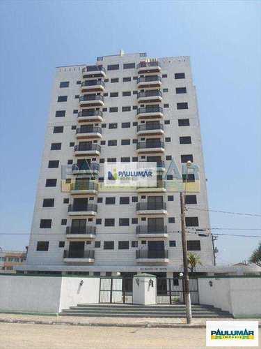 Apartamento, código 828440 em Mongaguá, bairro Itaóca