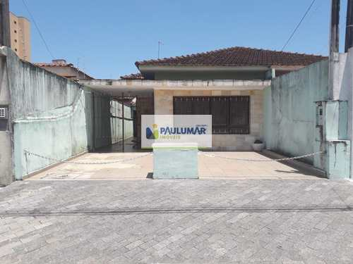 Casa, código 828471 em Praia Grande, bairro Caiçara