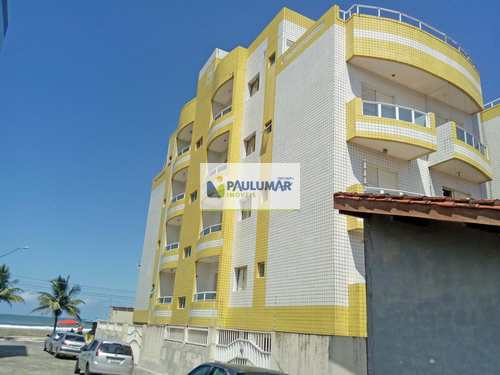 Apartamento, código 828480 em Mongaguá, bairro Vera Cruz