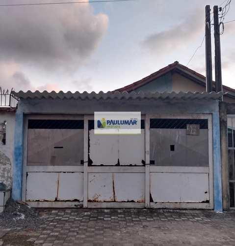 Casa, código 828584 em Mongaguá, bairro Itaóca